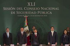 Enrique Peña Nieto pide rediseñar el modelo policial e insiste en su iniciativa de reforma constitucional de Mando Único #Beautiful #Nature #Entertainment #Animal #Style #Tattoos #Funny #DIY