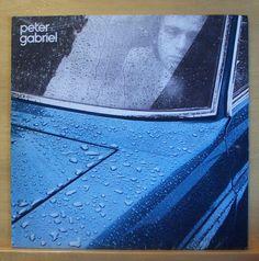 PETER GABRIEL - Same (1st LP) - Vinyl LP + Poster Solsbury Hill Modern Love RAR