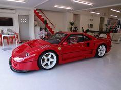 Ferrari F40 | Drive a Ferrari @ http://www.globalracingschools.com