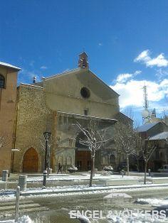 Església Sant Domènec, Puigcerdà, Cerdanya.