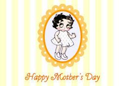 Image result for betty boop mother's day]