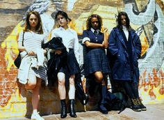 Eight Awesome Girl Gangs In Movies |