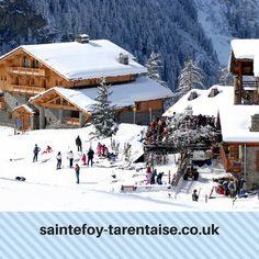 Sainte Foy, Hidden Mystery, Pet Friendly Accommodation, Mountain Pass, Skiing, Cabin, House Styles, Outdoor, Heart