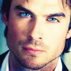 Ian Somerhalder, seriously...could one man be any more beautiful! Mmmmm