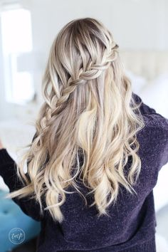 Lace Braid Tutorial, for the Holidays! - Twist Me Pretty