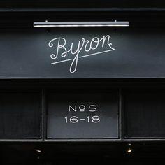 sparrowandwolff: Byron Burger.