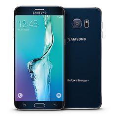 Samsung Galaxy S6 edge+, 32GB, (Verizon), Black Sapphire