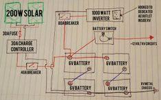 RV Wiring diagram (white board diagram). - Jayco RV Owners ...