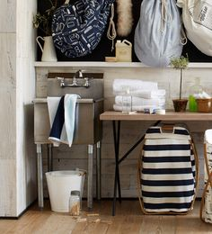5 Laundry Room Tips from Common Good + West Elman