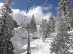 Big Bear, CA the best slopes hands down.not to mention its on mountains!!!!!