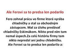 Ale Ferovi sa to predsa len podarilo - Spišiakoviny.eu