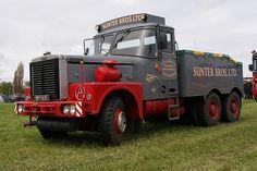 Atkinson Ballast Tractor
