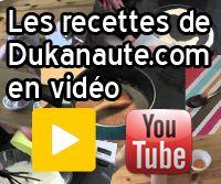 Recettes Dukan Nouveautés recettes Dukan - Recettes et forum Dukan pour le Régime Dukan