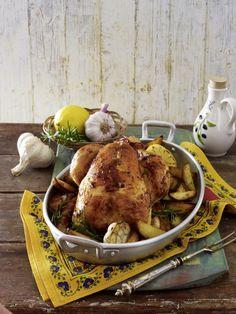 Unser beliebtes Rezept für Französisches Zitronen-Knoblauch-Hähnchen und mehr als 55.000 weitere kostenlose Rezepte auf LECKER.de.