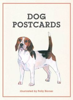 Containing 21 postcards of yourfavorite dog breeds, quirkilyillustrated by Polly Horner.From Jack Russell Terriers andBorder Collies to Chihuahuas andWhippets, these cards beautifullycapture the eccentricities andspontaneity of canine personalities.Perfect for sharing much-lovedpedigrees with friends, thesegorgeous dogs will carry yourmessages far and wide… If you canbear to let the prized pets out ofyour sight!