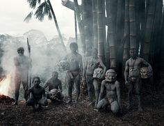 Asaro Tribes