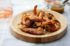 Maggie Beer's Sour Cream Pastry is a quick and easy pastry which is perfect for baking pies and tarts. Barbecued Prawns, Bbq Prawns, Prawn Shrimp, Prawn Recipes, Beer Recipes, Seafood Recipes, Vegetarian Recipes, Healthy Cooking, Healthy Eating