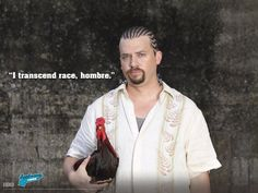Kenny Powers, love Eastbound & Down