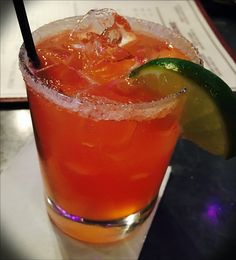 Drinks at Lucha Cartel in Philadelphia PA