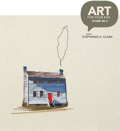"""The Jealous Curator /// curated contemporary art /// """"painting with thread"""""""