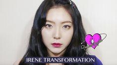 아이린 커버 메이크업 IRENE(Red Velvet) Transformation ♡ RILEY 라일리