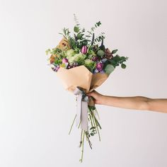 Printing Ideas Useful Flowers Garden Ideas Small Spaces Product Cactus Flower, My Flower, Flower Power, Bouquet Wrap, Paper Bouquet, Exotic Flowers, Beautiful Flowers, Paper Flower Decor, Mothers Day Flowers