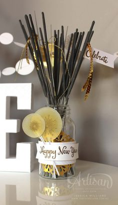 A Stampin' Up! NYE