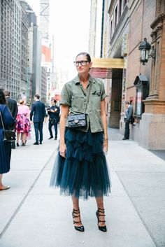 Her style is usually a little whackadoo for me, but I can't imagine j crew without Jenna Lyons...I mean, 26 years??