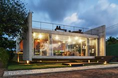 Two Beams House - Picture gallery