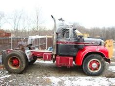 Image result for Mack B61 Truck