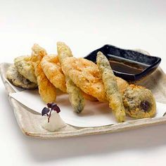Kakiage is a very popular form of tempura in Japan. Have you tried ours yet? www.inamo-stjames.com