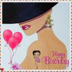 Birthday Cards For Women, Disney Characters, Fictional Characters, Happy Birthday, Female, Disney Princess, Art, Happy Brithday, Art Background