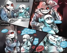 Undertale Comic Funny, Undertale Pictures, Anime Undertale, Undertale Ships, Undertale Cute, Fnaf Drawings, Undertale Drawings, Cute Drawings, Horror Sans