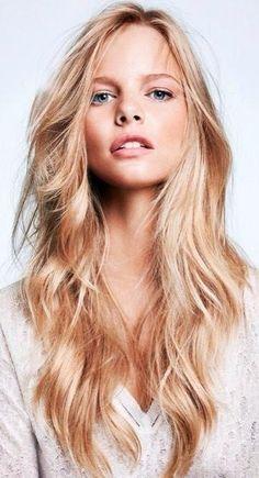 Summery hair