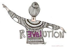 love hipster revolution hipster art my-sininho Hipster Drawings, Tumblr Drawings, Hipster Art, Hipster Girls, Couple Drawings, Drawing People, Drawing S, Tumblr Outline, Different Kinds Of Art