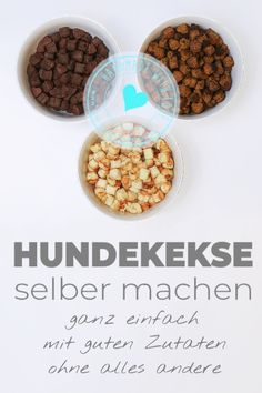 Hundekekse mit Kokos You can easily bake dog biscuits yourself. Here you will find recipes and tips so that the delicious food succeeds right away. Pumpkin Recipes For Dogs, Dog Food Recipes, Snack Recipes, Homemade Dog Treats, Pet Treats, Dog Cookies, Dog Biscuits, Sleeping Dogs, Rottweiler