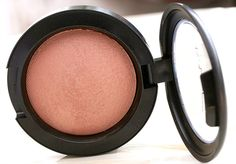 One To Cross Off the Wish List: MAC Mineralize Blush in Warm Soul http://www.makeupandbeautyblog.com/daily-beauty-cat/mac-warm-soul/ #MakeupCafe