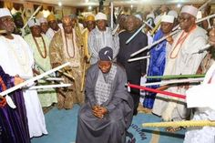 St. Zion: Photos: President Jonathan visits the Ooni of Ife'...