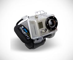 Genuine GoPro Wrist Housing (Only Housing, No Straps Included) Gopro Hd, Gopro Camera, Photo Accessories, Camera Accessories, Scuba Gear, Home Camera, Photo Equipment, Surfing, Cameras