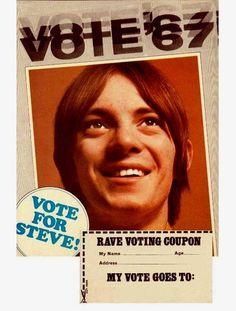 Vote For Steve !!!