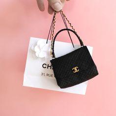 #Chanel#miniaturebag