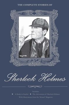 """Buy Complete Sherlock Holmes by Arthur Conan Doyle at Mighty Ape NZ. It is more than a century since the ascetic, gaunt and enigmatic detective, Sherlock Holmes, made his first appearance in """"A Study in Scarlet&quo. Sherlock Holmes Series, Adventures Of Sherlock Holmes, Wordsworth Classics, A Study In Scarlet, Arthur Conan Doyle, Sir Arthur, Cheap Books, Dr Watson, Classic Books"""