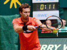 """Federers: """"Gulbis šogad uzvarēs vēl daudzos mačos un atgūsies rangā"""" – Latvijas sportisti – Teniss – Sportacentrs.com"""