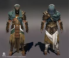 Assassin's Creed Origins Concept Art by Jeff Simpson | Concept Art World