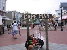 10 Things To Do In Cape May, New Jersey With Kids