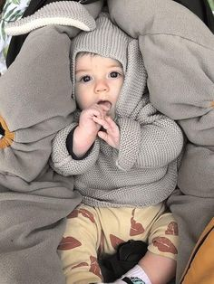 d7b306cc0dde Baby Rabbit Ear Sweater & Outfit 50% Off-Free Shipping-Chill And Slay