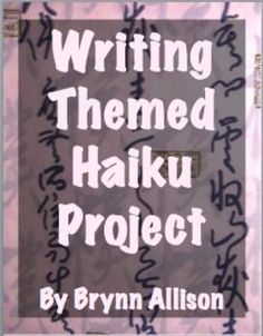 In this writing activity, students will choose an overall theme for their four haiku, one for each of the four seasons, use imagery and descriptive language.   Includes: *Step by step brainstorming guide *5-7-5 line reminders *Usage guide *Common Core (CCSS) alignment *Digital usage guide for Google Classroom and other online learning management systems