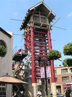Little Tokyo, Los Angeles, CA. Used to go there once a month as a teen with my family. Check out the website for California Dreamin', Los Angeles California, Lac Tahoe, San Francisco, City Of Angels, Los Angeles County, Travel Usa, Places To See, Beautiful Places