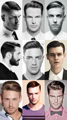 #FashionBeans #mensfashion 3 Key Men's Hairstyles For Spring/Summer 2014 - The Short Quiff Lookbook Inspiration