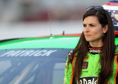 """RACE ADVANCE: Danica Patrick 